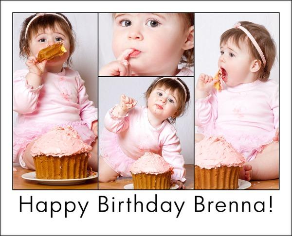 Storyboard of Brenna
